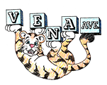 Vena Ave. Elementary/Gifted Magnet Center  Logo